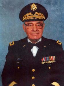 Major General Charles Jones Class of 1940 Inducted 2016