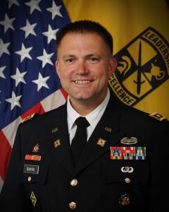Lt. Col. James Bunyak