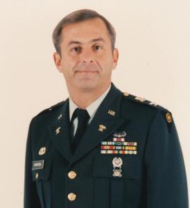 Col. (Ret.) Jim Papritan