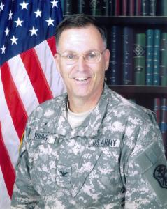 Chaplain (Col. Ret.) Jeffrey Young