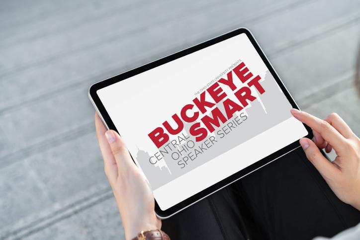 tablet with Buckeye Smart