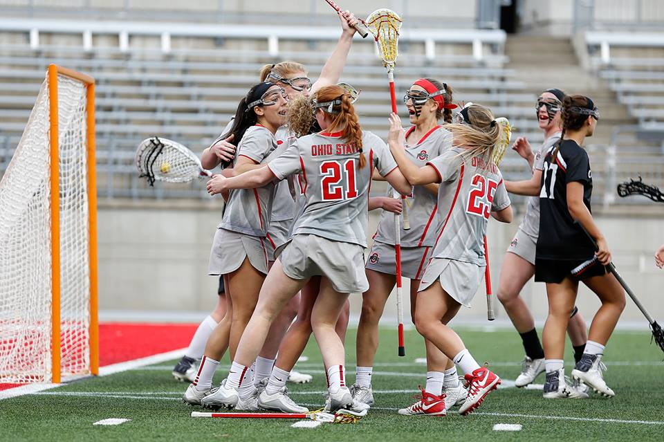The Ohio State Women S Lacrosse Team Will Be In Town To Play At Maryland In College Park At Noon On Saay April 15 Tickets Are 8 Each