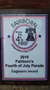 2016 4th of July Fairborn Parade