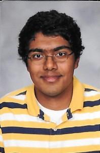 Karthik Chakravarthy, Beavercreek HS