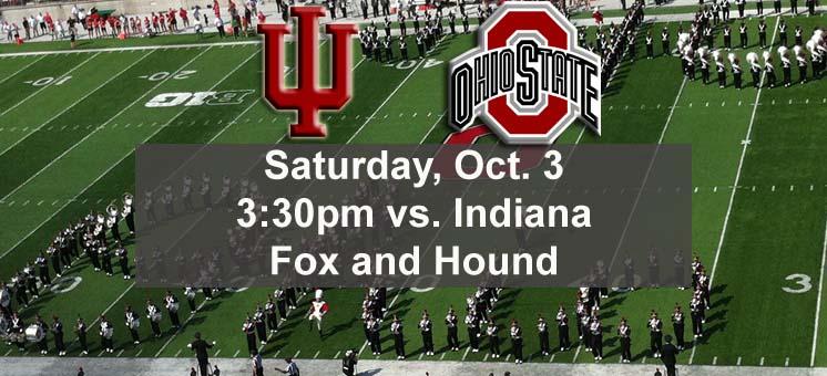 Game Watch- OSU vs. Indiana