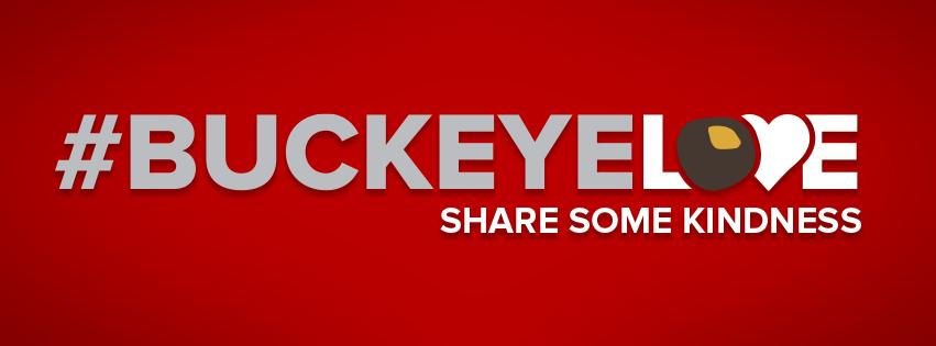 #BuckeyeLove Share Some Kindness